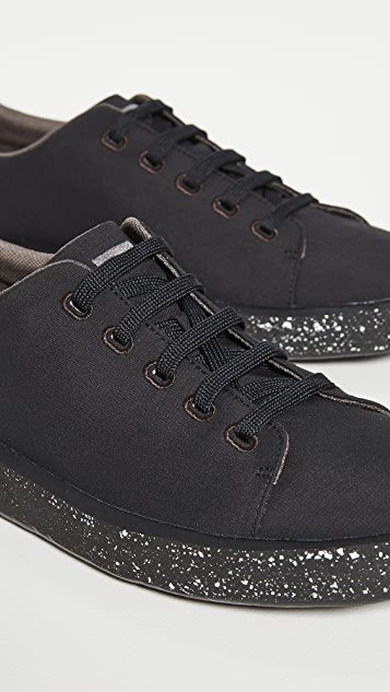 Camper Low Top Lace Up Sneakers