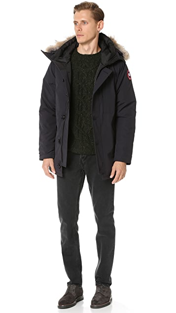 ... Canada Goose Chateau Parka with Fur ...