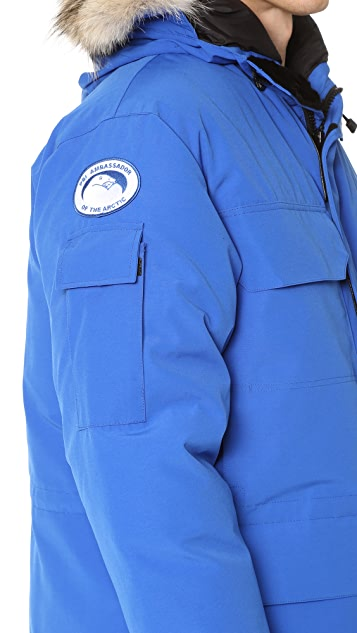 Canada Goose PBI Expedition Parka