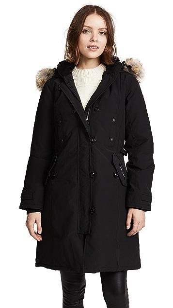 Canada Goose Kensington 帕克大衣