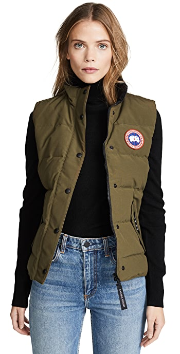 Canada Goose Freestyle Vest - Military Green