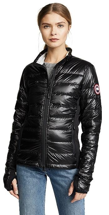 Canada Goose Hybridge Lite Jacket - Black