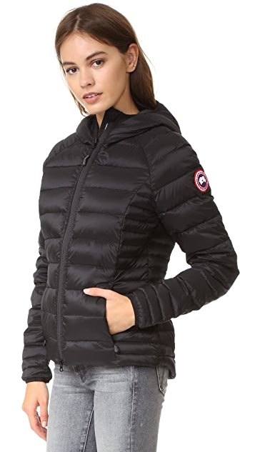 ... Canada Goose Brookvale Hooded Jacket ... 599b23395
