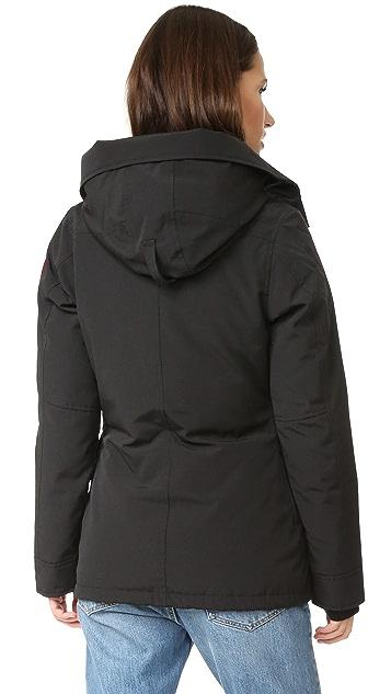 Canada Goose Rideau 帕克大衣