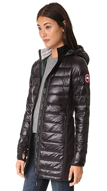 Canada Goose Hybridge Lite Long Coat