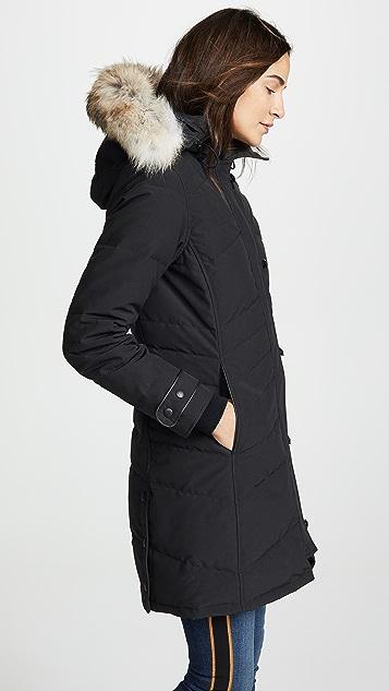 canada goose lorette noir