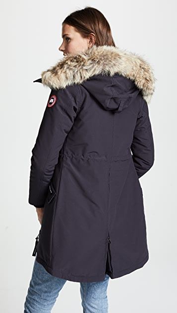 Canada Goose Rossclair 派克大衣