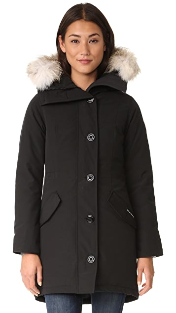 canada goose rossclair jacket