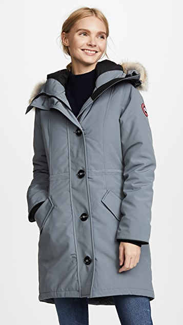 canada goose rossclair medium