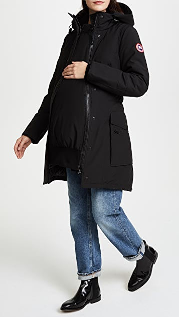 Canada Goose F Goose Bump Maternity Extension Panel