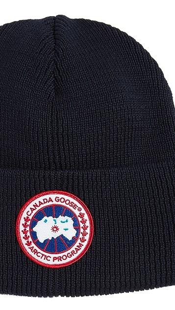 canada goose arctic disc logo