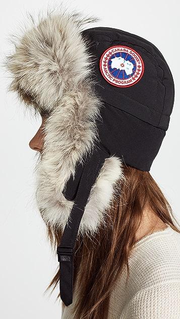 Canada Goose Авиаторская шапка