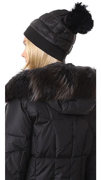... Canada Goose Down Pom Toque Hat ...