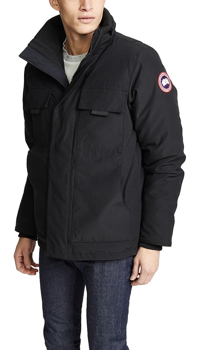 Canada Goose Forester Jacket | EAST DANE