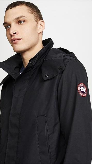 Canada Goose Crew Trench Coat