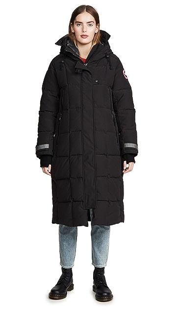 Canada Goose Elmwood 派克大衣