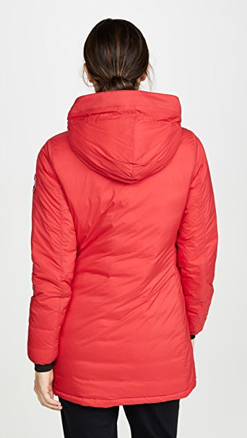 Canada Goose Куртка Camp с капюшоном