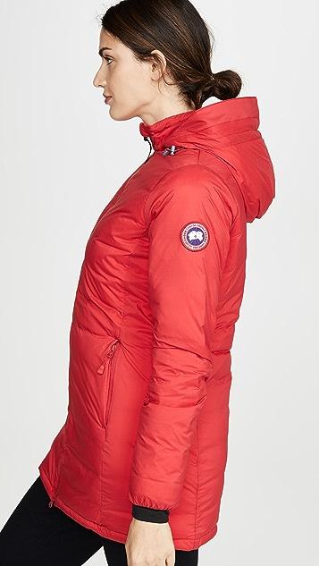 Canada Goose Camp 连帽夹克