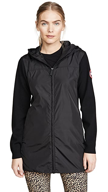 Canada Goose Windbridge 连帽夹克