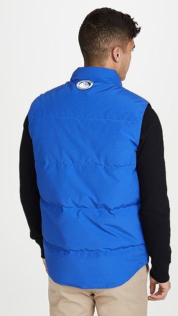 Canada Goose Freestyle Crew PBI Vest