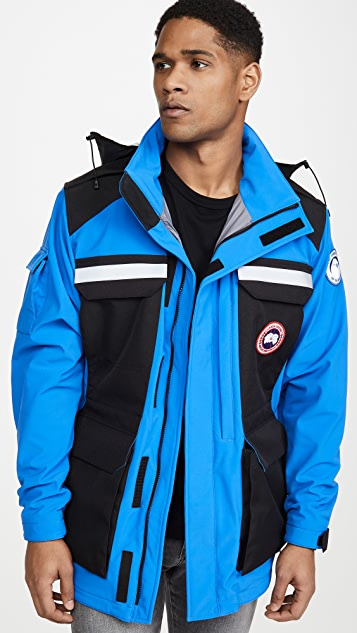 Canada Goose Photo Journalist PBI Jacket