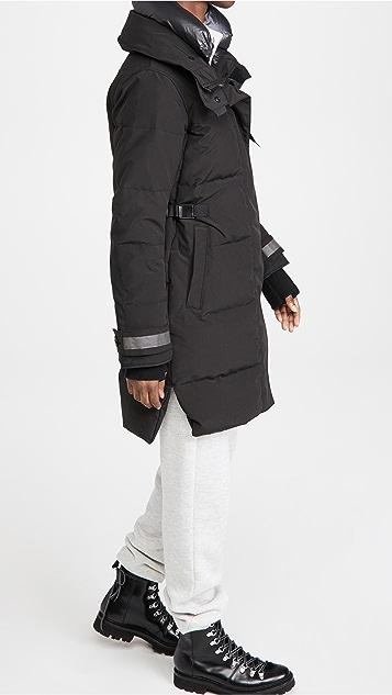 Canada Goose Bennet 派克大衣