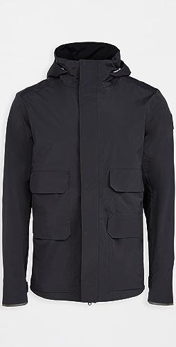 Canada Goose - Meaford Rain Jacket Black Label