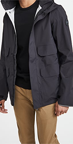 Canada Goose - Meaford Rain Jacket Black Label