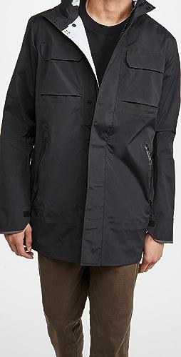 Canada Goose - Wascana Rain Jacket Black Label
