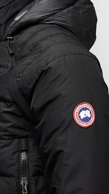 Canada Goose Mens Updated Hybridge Base Jacket