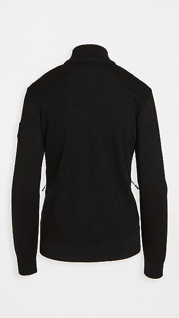 Canada Goose Windbridge Full Zip Sweater