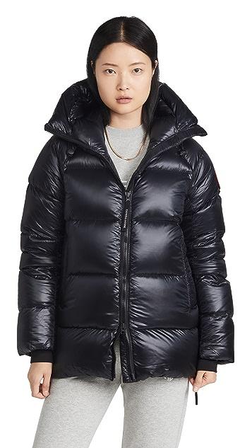 Canada Goose Cypress Puffer Coat
