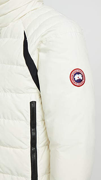Canada Goose Men's Updated Hybridge Base Jacket