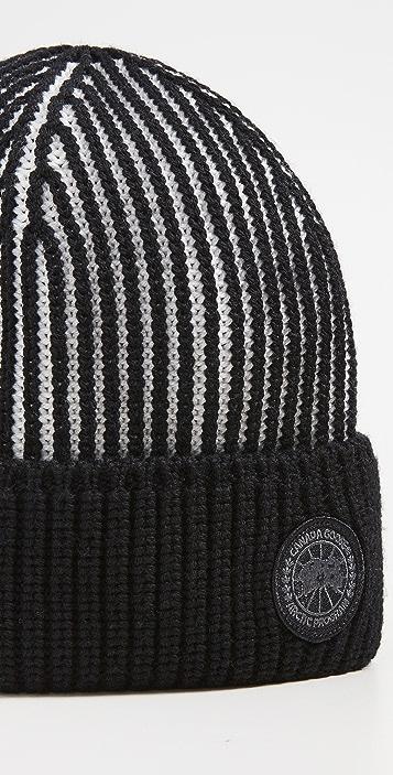 Canada Goose Arctic Toque Plaited Hat