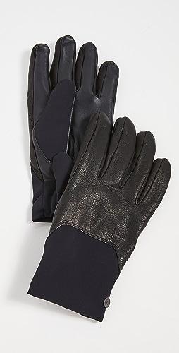 Canada Goose - Mixed Media Gloves