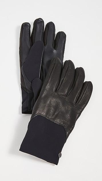 Canada Goose Mixed Media Gloves