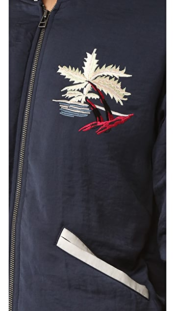 Capulet Mai Tai Souvenir Jacket