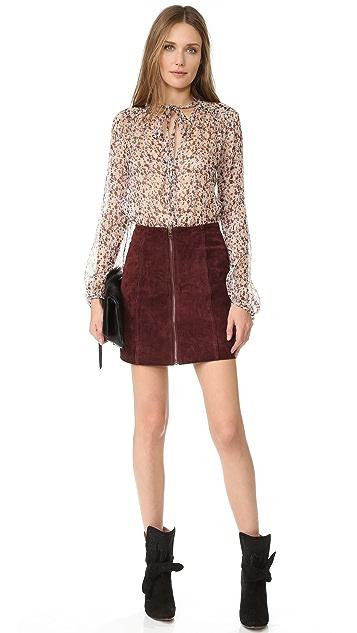 Capulet Stella Miniskirt