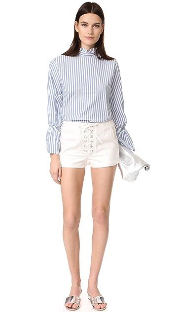 Capulet Ravenna Lace Front Shorts