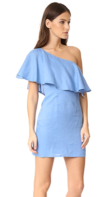 Capulet Clara One Shoulder Dress