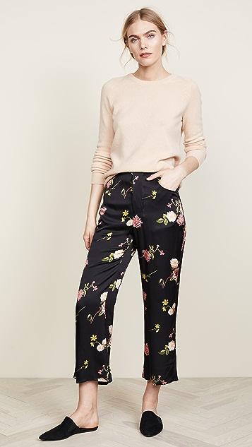 Capulet Jolie Floral Trousers