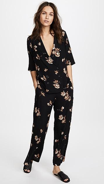 Capulet Rachel Pajama Top