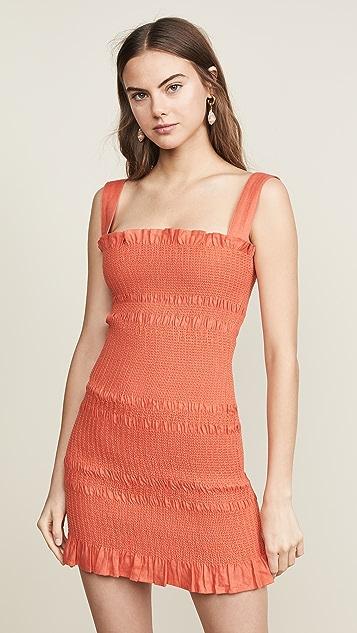 Capulet Viviane Smocked Dress