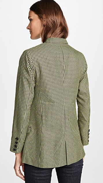 Capulet Dylan 双排扣西装外套