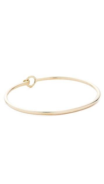 Caputo & Co. Bali Brass Cuff