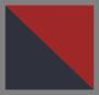 Dark Navy/Red