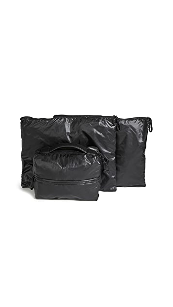 Caraa Matte Travel Kit