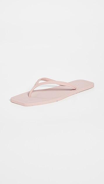 Carlotha Ray 方头夹趾凉鞋