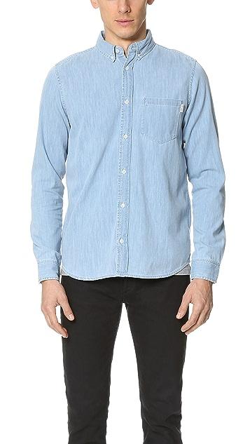 Carhartt WIP Stone Bleached Civil Shirt