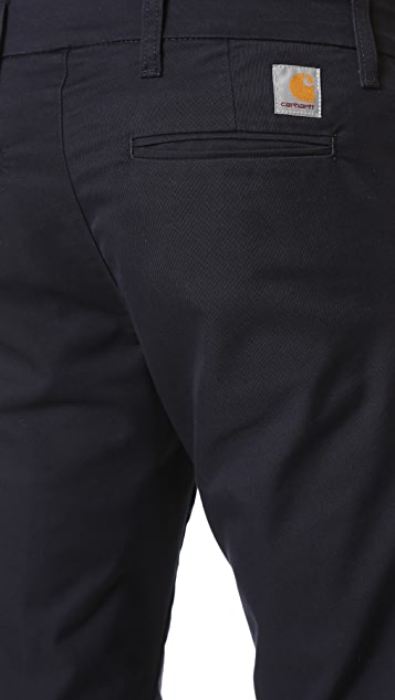 Carhartt WIP Sid Shorts